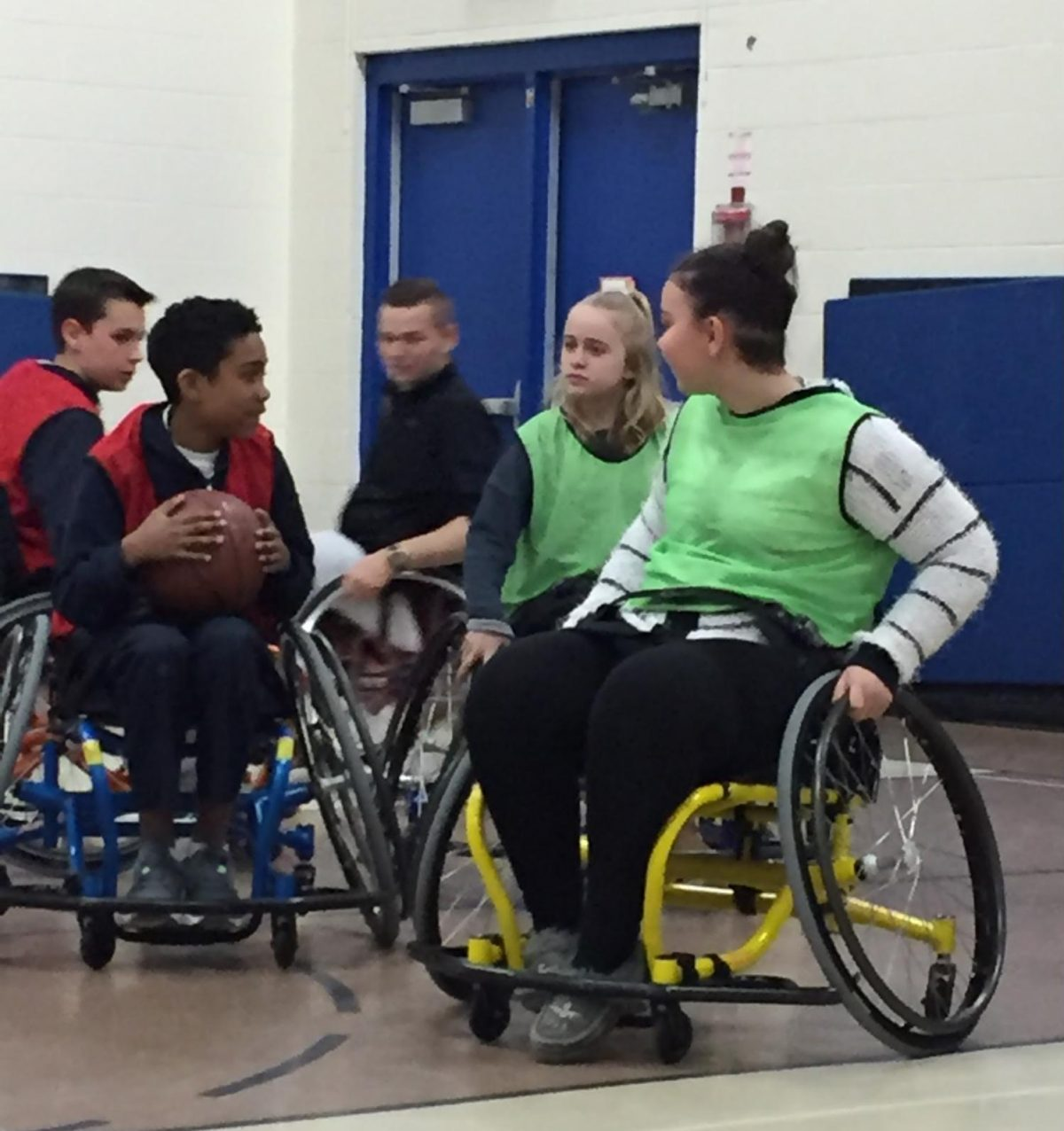 Disability Inclusion:  Providing a variety of inclusive activities to meet the needs of all learners