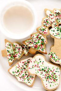 Hot Lunch Holiday Cookie Program