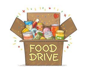 Covid-19 Food Drive @ SCE