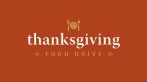 One Day Thanksgiving Food Drive